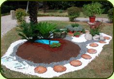 Nonsoloverde web site for Girandole per irrigazione